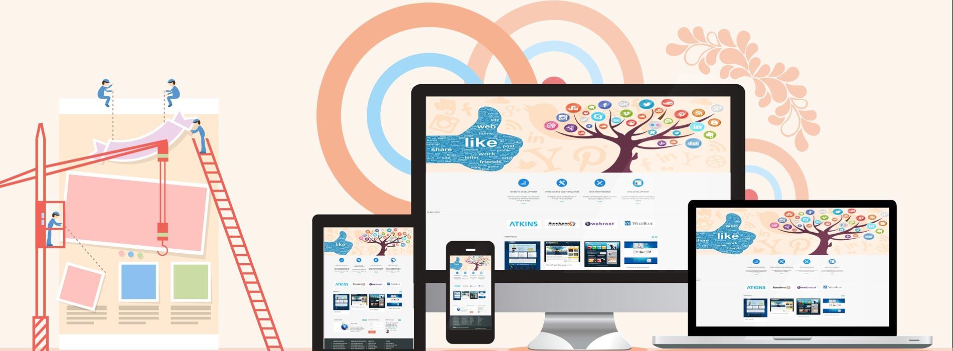 تعرفه طراحی سایت و عوامل تاثیرگذار بر آن