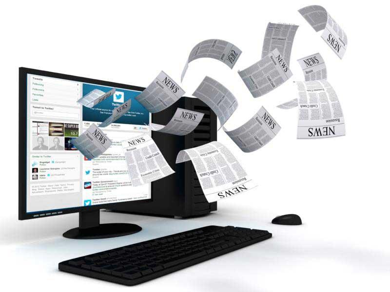 طراحی سایت خبری و نیازمندی های آن