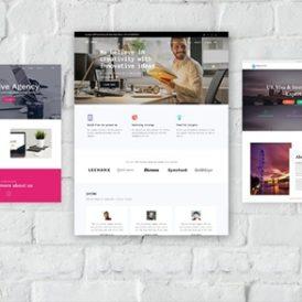 طراحی سایت با قالب آماده