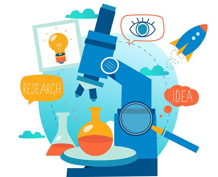 طراحی سایت علمی