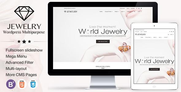 طراحی سایت جواهرات و طلافروشی