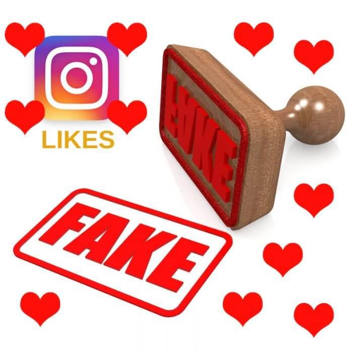 لایک و کامنت فیک و عکس ایسنتاگرام