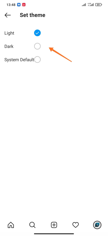ترفند های اینستاگرام